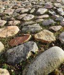 cobble pavement