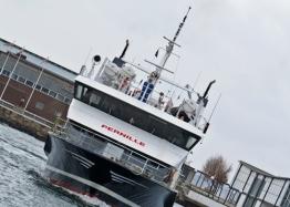 ferry shuttle