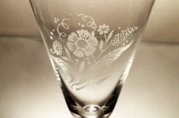grandma's snaps glass