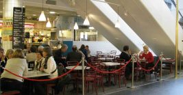 Hötorghallen - cafe