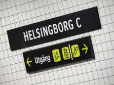 Helsingborg station