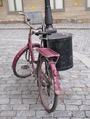 just a bike
