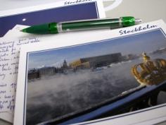 regards from Stockholm