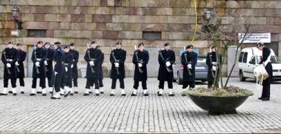 royal guard change