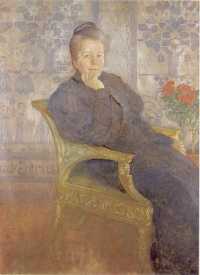 Selma Lagerlöf -1908 - runeberg org