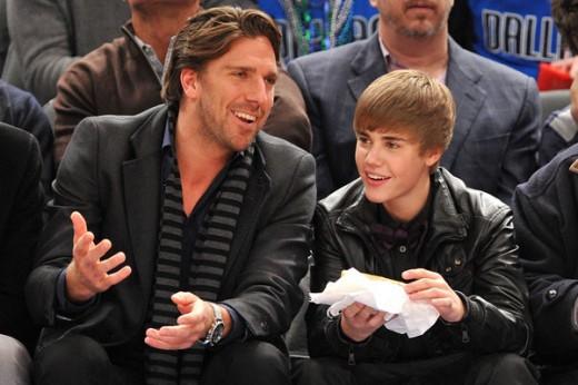 Henrik Lundqvist Justin Bieber Malin Chic Se Myguiltypleasures
