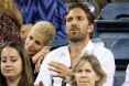 Henrik Lundqvist with wife Therese - zimbio com