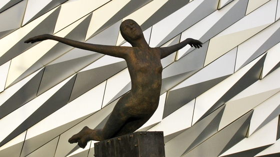 sculpture Titanica