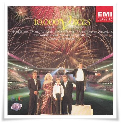 The World Choir cd