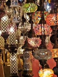 bazaar lamps