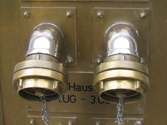 Berlin fire hydrants