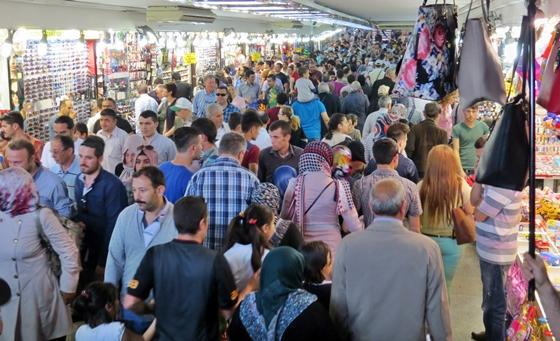 bit crowded - 2