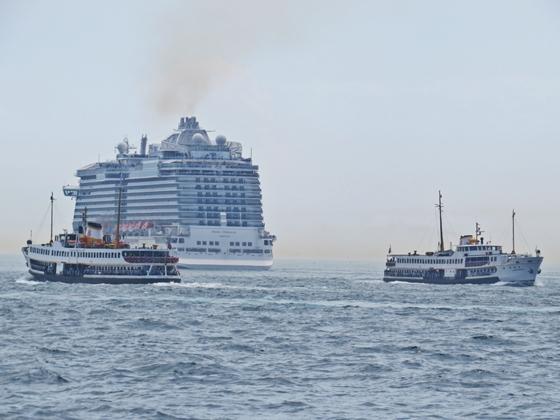 Bosphorus traffic