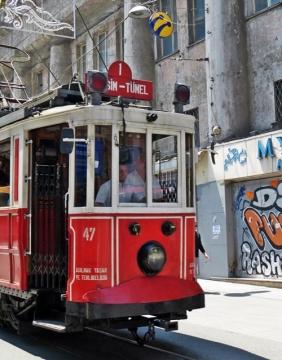 famous tram