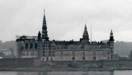 kronborg castle, helsingör - hamlet's castle