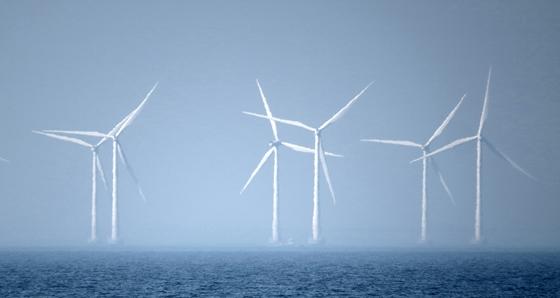 ocean windfarm
