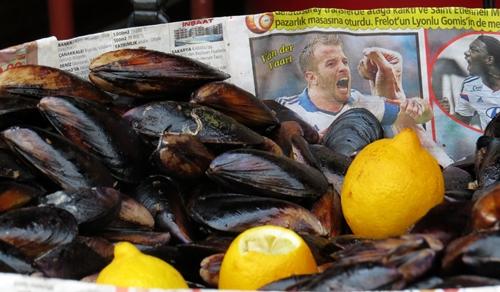 street mussels