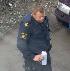 COFFEE TIME -POLICE