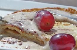 golden breakfast pancakes
