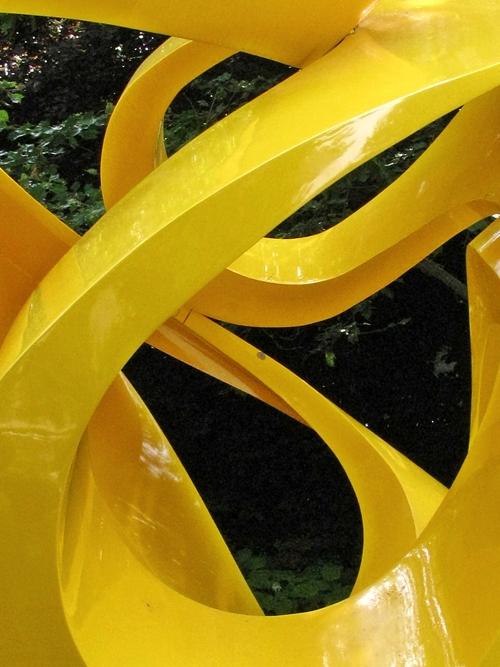 Millennium Park art 1 - Chicago