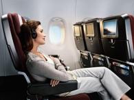 femaleTraveller - airplane  thaipr net - featured