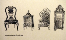 Furniture blueprint