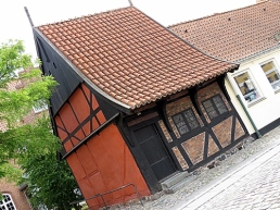 oldest house in köge