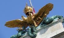 austrian spread eagle