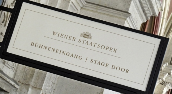 back door - vienna opera