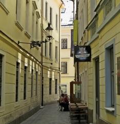 bratislava - back streets