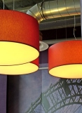 cafe lamps