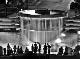 fountain 1 B&W