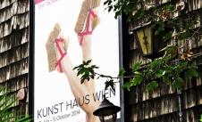 Art poster; Vienna, Austria