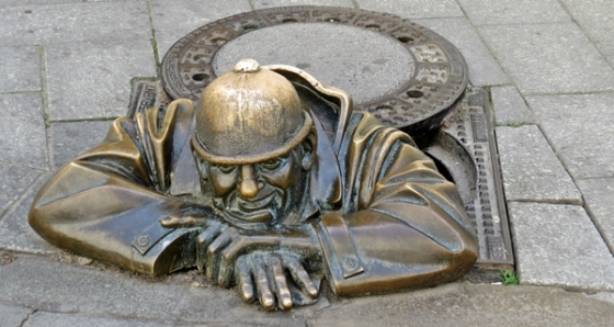 popular sculpture