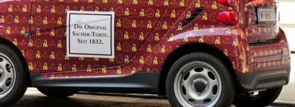 sacher smart car