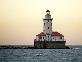 chicago harbor lighthouse 1