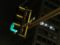 traffic light - mile