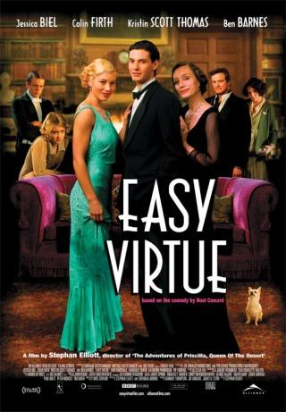 EasyVirtue - poster tribute ca