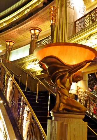 MGM stairs
