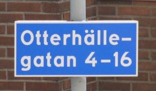 pillow address, gothenburg