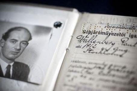 Raoul Wallenberg Passports