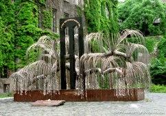 Raoul Wallenberg memorial - Budapest - fcit.usf edu