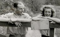 Raoul Wallenberg with sister - dn se
