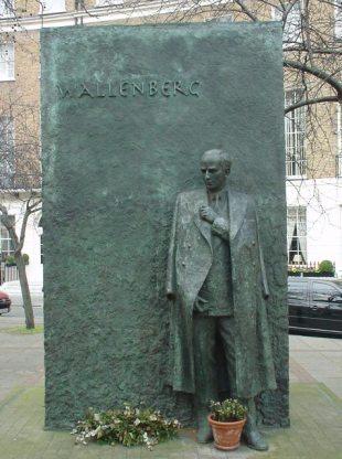 Raoul_Wallenberg_memorial_London - wikimedia org