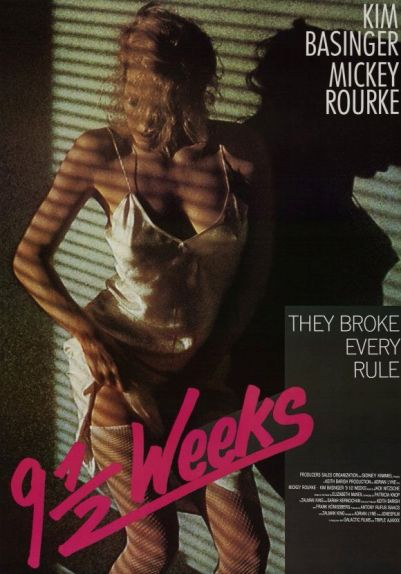 9,5 weeks poster - punkinfinland net