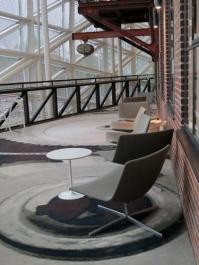 reading area