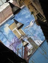 back street detail