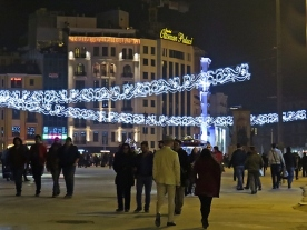 taksim lights