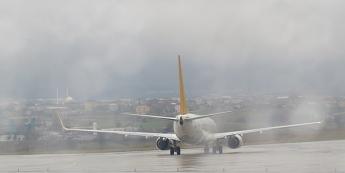 wet departure