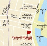 grand arc - map - web.mytrip net